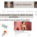 collant homme